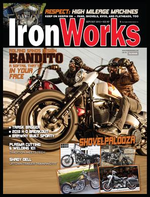 IronWorks 2013