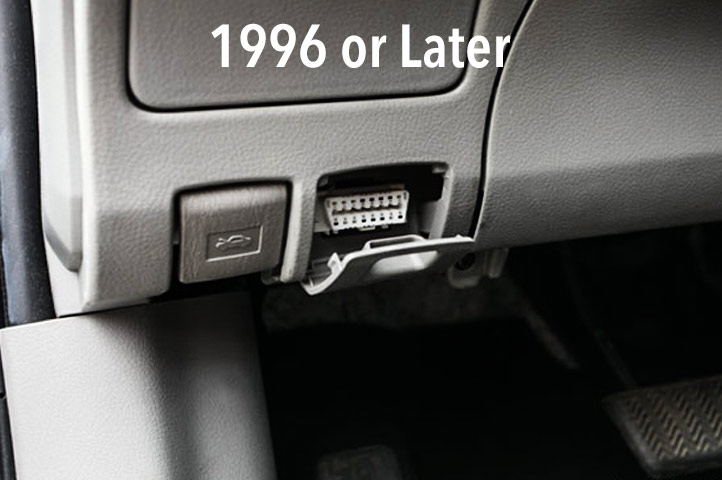 Disconnect the negative battery lead before installation to reset the computer on pre-ODBII vehicles (1996 or older).