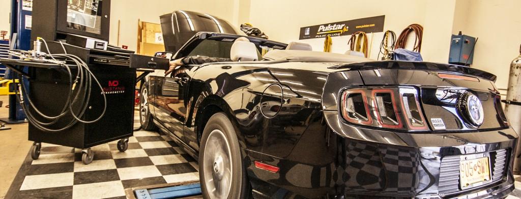 2014 Ford Mustang V6 Pulstar Spark Plugs