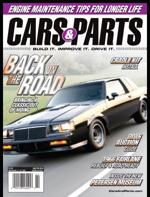 Cars & Parts 2016